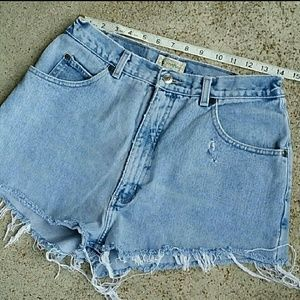 St. John's Bay Shorts - Vintage Jeans Shorts
